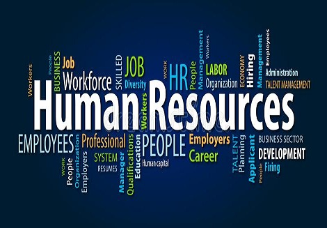 human-resources-word-cloud-blue-background