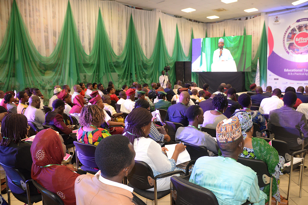 CROSS SECTION OF PARTICIPANTS AT THE EVENT_