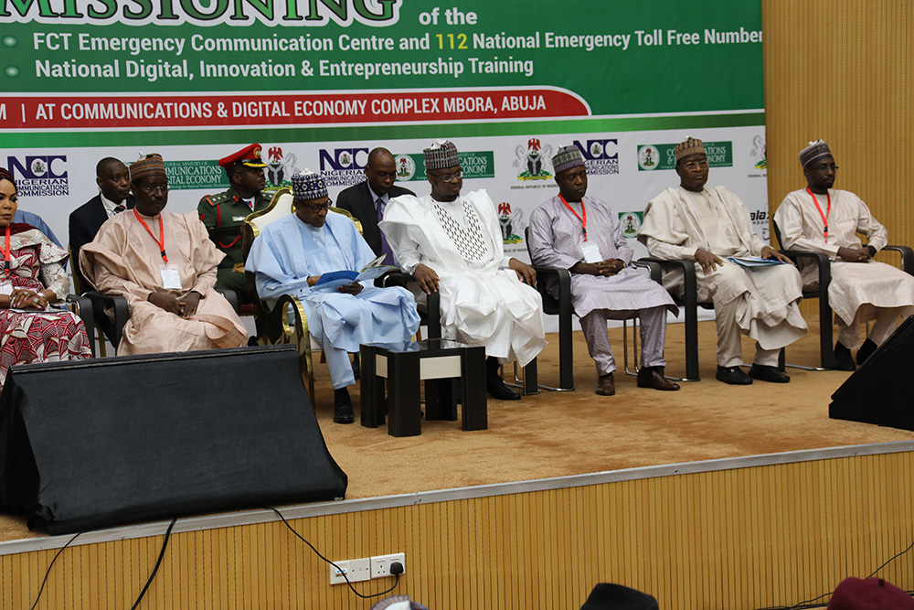 CROSS SECTION OF THE HIGH TABLE_